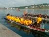 Teambuilding Drachenbootrennen Tamburin Dragons